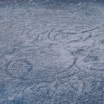ice-etching