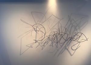 Jennifer Wester Metal Sculpture at Umbrella Gallery