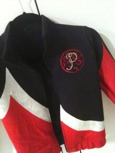 Petrenko Jacket with blinged Logo
